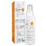 Spray protectie solara ECO BIO SPF 50 pentru bebe si copii Anthyllis 100ml (vegan)