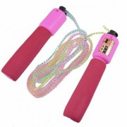 Skipping Rope with Jump Counter Multi Color