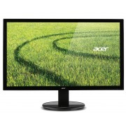 Acer Monitor led 18.5'' Nero Glossy 16:9 5ms Vga 200cd m2 Vesa