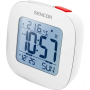 Ceas cu alarmă cu termometru SENCOR (SDC 1200 W)