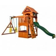 Backyard Discovery Atlantic utomhus lekplats - Backyard lekställning 608016