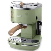 Espressor Delonghi Icona Vintage ECOV 311.GR, 1100 W, 1.4 l (Verde)