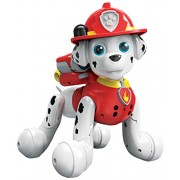 Paw Patrol Zoomer Marshall Interactive Pup with Missions Sounds and Phrases by Spin Master