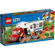Lego City Great Vehicles: Pickup and Caravan (60182)