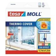 tesa SE tesamoll® Thermo Cover Fensterisolierfolie 1,7 m x 1,5 m