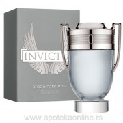 PACO RABANNE INVICTUS MAN EDT 100ml