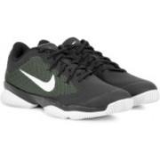 Nike NIKE AIR ZOOM ULTRA Tennis Shoes For Men(Black, White)