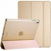 Husa flip cover iPad Pro 10.5 inch auriu