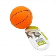 Jucarie chitaitoare pentru caini, in forma de minge de baschet
