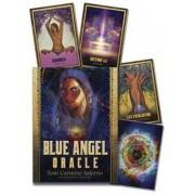 Novelty Toys Tarot Cards Journey Of Light Blue Angel Oracle Eternal Wisdom Overcome Fears
