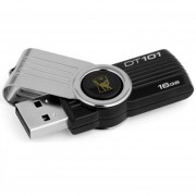 Pendrive Kingston 16 GB Dt 101 G2-Negro