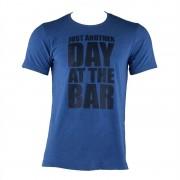 Capital Sports тренировъчна мъжка тениска, кралско синьо, размер L (STS3-CSTM8)