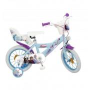 Bicicleta Elsa y Anna Frozen - Toimsa