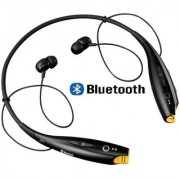 Khulja Simsim Neckband Wireless 730 Audio Control Headset- Multicolor