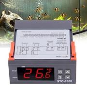 Termostat chladenie / ohrevanie -50° C +100° C po 0.1C 2xrelé 10A