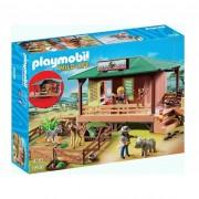 Playmobil Wildlife Ranger Station 6936