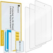 Mr Shield For Amazon New - Fire Tablet 7 7 Inch (5th Generation - 2015 Release) Anti-Glare [Matte] Screen Protector [3-PACK] with Lifetime Replacement Warranty