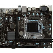 Placa de baza MSI H110M PRO-VDP, Intel H110, LGA 1151
