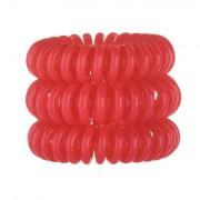 Invisibobble The Traceless Hair Ring elastico per capelli 3 ks tonalità Red donna