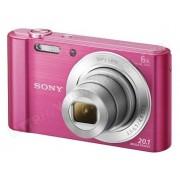 SONY Appareil photo numérique compact CyberShot DSC-W810 rose