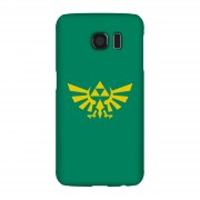 Nintendo Funda Móvil Nintendo The Legend of Zelda Hyrule - Samsung S6 - Carcasa rígida - Mate