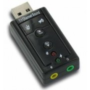 [Accessoires] Dolphix USB 7.1 Geluidskaart Adapter YPU116