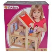 Дървена къща за кукли, Simba Eichhorn, 041119