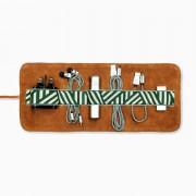 Mantidy Gaucho TechRoll Tan Phone Accessories Kit