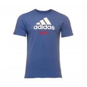 Camiseta JUDO AZ/BL-Azul