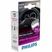 Philips Canbus LED Control Unit 5W ellenállás 12956X2 2db/csomag