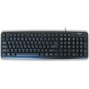 E-5050 USB US crna tastatura