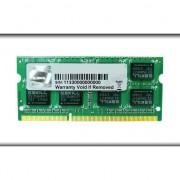 Memorii laptop G.Skill DDR3 SODIMM 4GB 1066MHz CL7 pana Mac (FA-8500CL7S-4GBSQ)