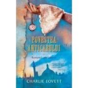 Povestea anticarului - Charlie Lovett