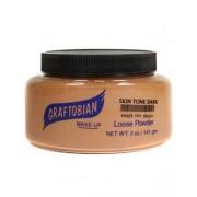 Pro Setting Powder - Skin Tone Dark - 141 gram (Fixeringspulver)