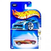 Mattel Hot Wheels 2004 First Editions 1:64 Scale Maroon Bedlam Die Cast Car #027