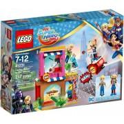 Lego Klocki konstrukcyjne DC Super Hero Girls Harley Quinn™ na ratunek 41231