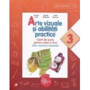 Arte vizuale si abilitati practice cls 3 caiet - Cristina Rizea editie revizuita si completata