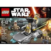 LEGO Star Wars Resistance Trooper Battle Pack 75131 Includes 4 Minifigures Great For Your Kids Order Now! With E-book Gift@