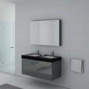 Distribain Meubles salle de bain DIS1200GT gris taupe