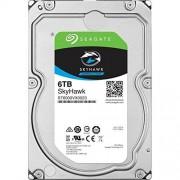"""Seagate ST6000VX0023 Disco Duro para Vigilancia SkyHawk, 3.5"""", 6TB, RAID 1-16 Bahías, SATA III, Cache 256MB, 7200 RPM, soporte para hasta 64 cámaras (ST6000VX0023)"""