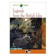 Vv.aa. Legends From The British Isles (book + Cd-rom) (black Cat) 2º Eso
