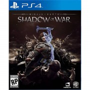 Playstation middle earth: shadow of war ps4