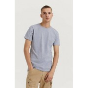 Bread & Boxers T-shirt 2-pack Crew Neck Tee Grå