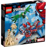 LEGO Marvel Super Heroes Vehiculul lui Spider-Man No. 76114