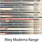 Tac snooker Riley Moderno Range RMOD-19