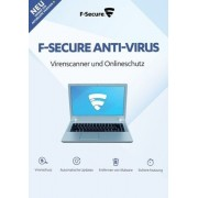 F-Secure Antivirus 2019 5 Geräte 1 Jahr