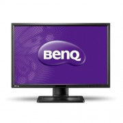 "Monitor BenQ BL2411PT 24"" IPS LED 1920x1200 20M:1 5ms 300cd DP DVI Pivot repro cierny"