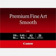 Canon Papier A2 beaux-arts lisse Premium Canon FA-SM1 - 25 feuilles