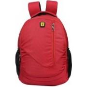 Blowzy waterproof laptop backpacks 30 L Backpack(Red)