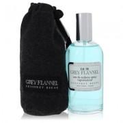 Eau De Grey Flannel For Men By Geoffrey Beene Eau De Toilette Spray 4 Oz